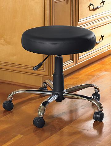 Livingxl 174 Adjustable Padded Stool