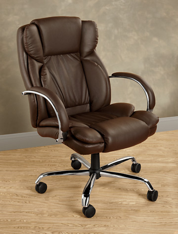 Executive Leather Office Chair - $499.95