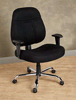 1,000-lb. Capacity Office Chair with Arms