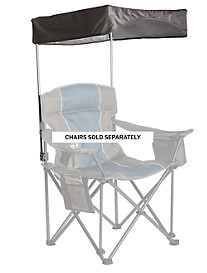 Superior UPF 50+ Canopy For Heavy Duty Portable Chairs Part 23