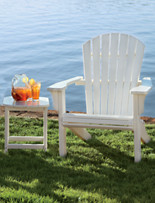 POLYWOOD® South Beach Adirondack Side Table