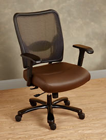 Office Star® Mesh Ergonomic Office Chair