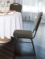 Holly 2-pk Stackable Banquet Chairs