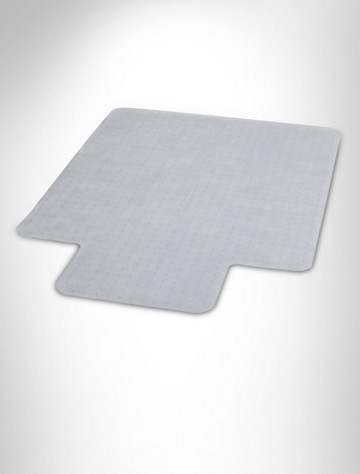 X-Large Carpet Chairmat with Lip - $59.95