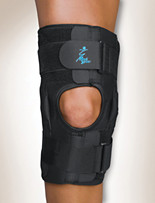 Med Spec® Gripper™ 5XL CoolFlex™ Hinged Knee Brace