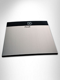 Escali® Stainless Steel Bath Scale