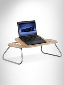 Flash Furniture Angle-Adjustable Laptop Computer Table