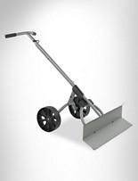 Sno-Dozer on Wheels