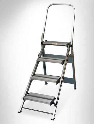 Xtend+Climb WT4 Foldable Step Stool - from Living XL