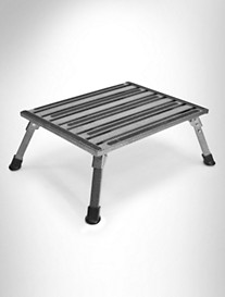 Safety Step® Steel Folding Step Stool