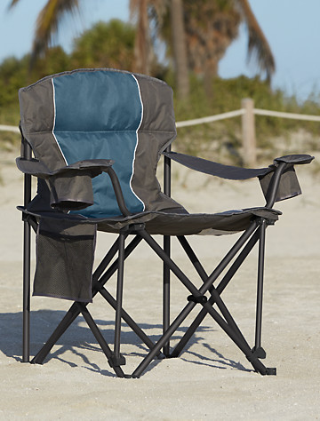LivingXL Big & Tall Heavy-Duty Portable Chair