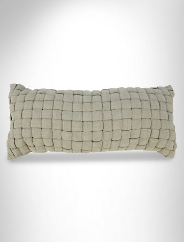 Soft-Weave Hammock Pillow - from Living XL