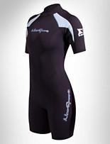 NeoSport™ Women's 3mm XSPAN® Back-Zip Shorties