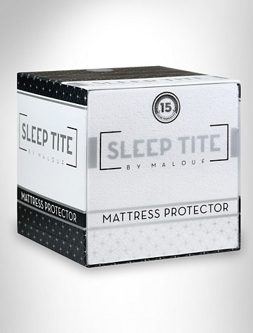 Malouf Fine Linens™ Sleep Tite™ Mattress Protector – King