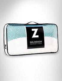 Malouf Fine Linens™ Z Gel™ Infused Dough™ Memory Foam Pillow – Standard, Queen