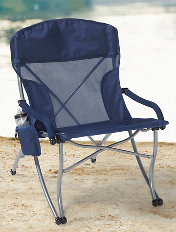500 Lb Capacity Heavy Duty Portable Chair Summer Sale