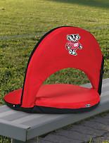 Picnic Time® Collegiate Ultra-Portable Reclining Seat