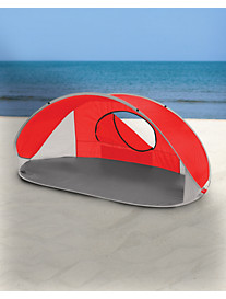 ONIVA™ Picnic Time® Manta Portable Pop-Up Sun/Wind Shelter