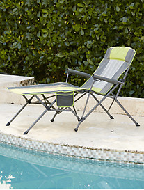 LivingXL® Extra-Wide Portable Lounger