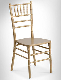 Elegance Wood Stacking Chiavari Chair