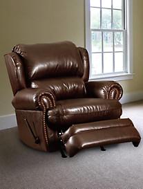 Lane® Furniture Hancock Leather Rocker Recliner