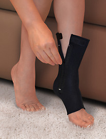 Durable Zipper Compression Ankle Support