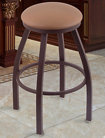 Holland Bar Stool Co. XL Misha Bronze Swivel Stool