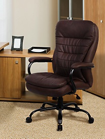 Boss® Heavy-Duty Executive Chair