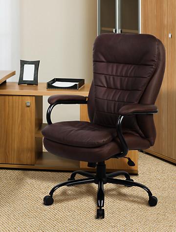 boss heavyduty executive chair