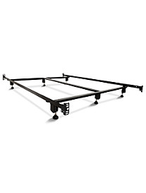 Structures™ Steelock® Bolted Super Duty Bed Frame – California King