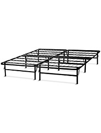 Structures™ Highrise Heavy Duty Frame & Box Spring in One – King