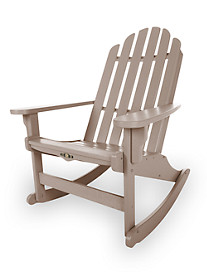 Pawleys Island Essentials Adirondack Rocker