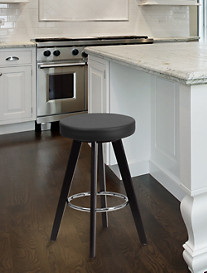 Vinyl Counter-Height Stool