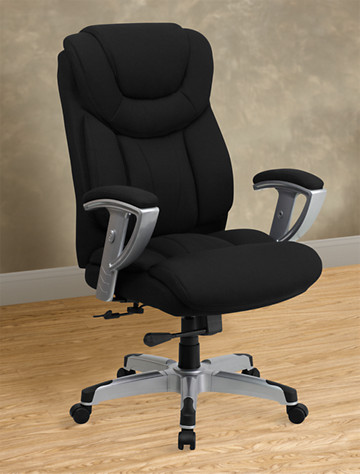 Hercules Fabric Office Chair with Arms