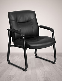 Hercules LeatherSoft Guest Chair