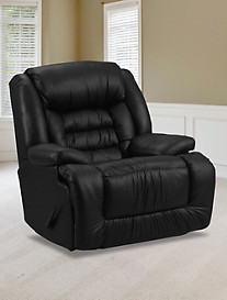 Lane® Furniture Victory Leather Rocker Recliner