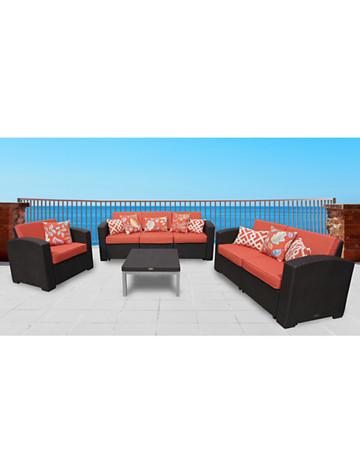 Lagoon Magnolia 4-Pc Seating Group - $1529.95