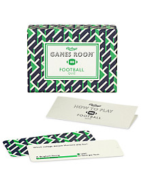 Wild & Wolf Ridley's® Games Room™ Football Quiz