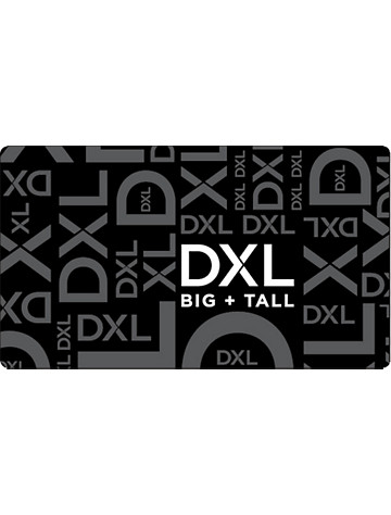 DXL Casual Male Gift Card
