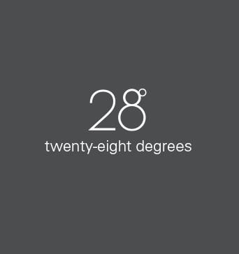 Twenty-Eight Degrees
