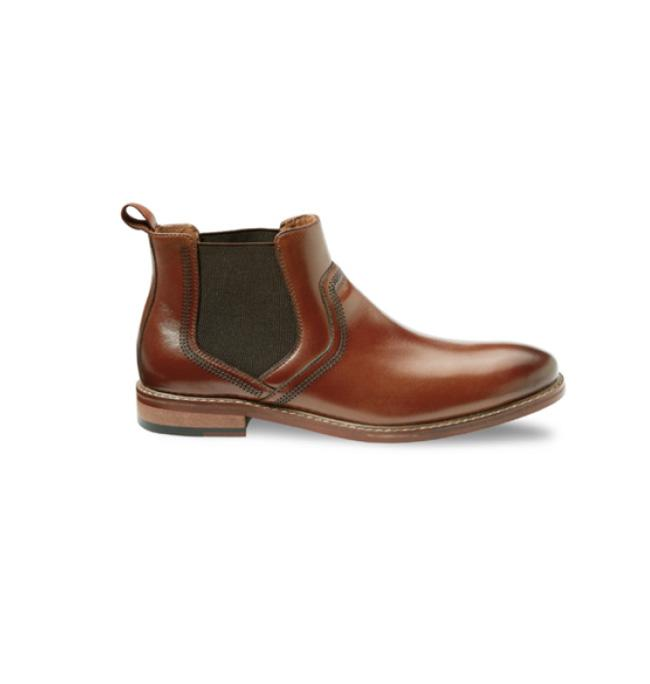 Stacy Adams Altair Plain Toe Chelsea Boots