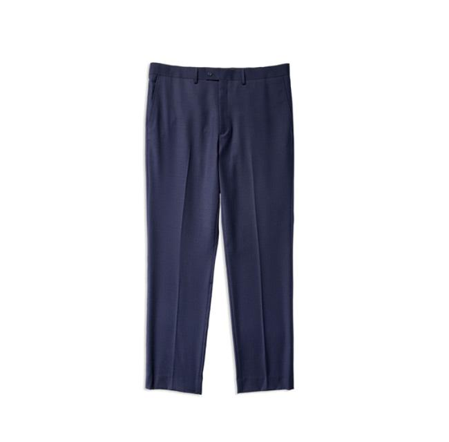 Jack Victor Reflex Mini Grid Stretch Suit Pants