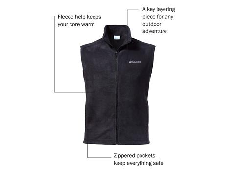 Columbia Steens Mountain Vest