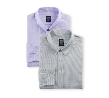 Brooks Brothers Long-Sleeve Dress Shirts