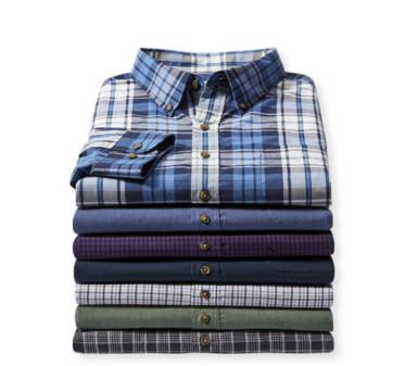 Easy-Care & More Pilot & Co-Pilot Long-Sleeve Shirt