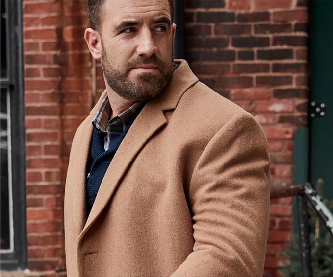 The Perfect Seal (The Deal) Coat