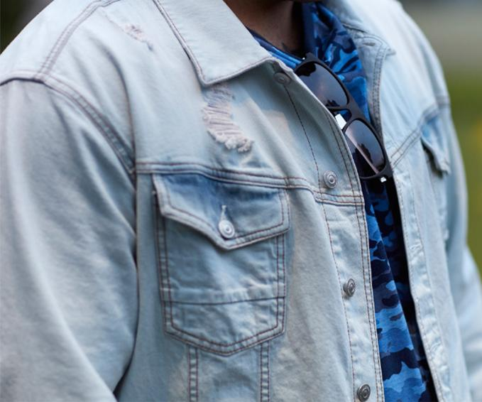 Shop Denim Jackets