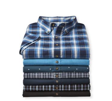Easy-Care & More Pilot & Co-Pilot Short-Sleeve Shirts