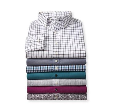 Long-Sleeve Dress Shirts