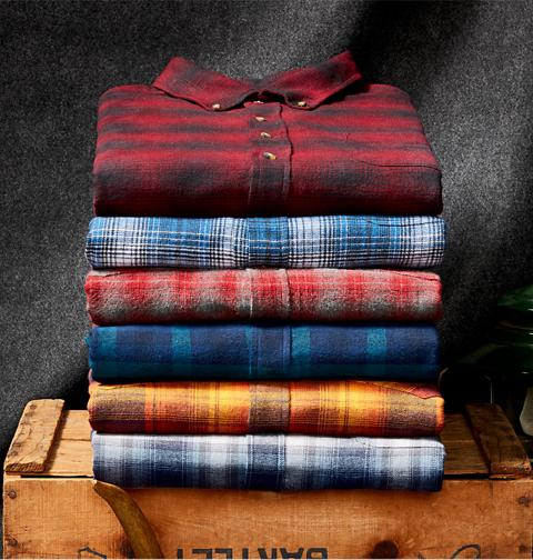 Shop Flannel Shirts